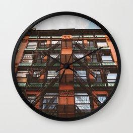 Soho XXIII Wall Clock