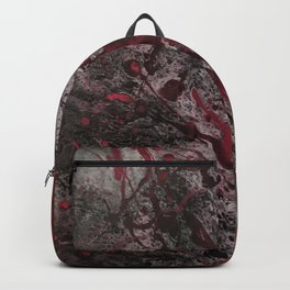 You never know how far down your demons go Backpack