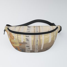 Morning practice Fanny Pack