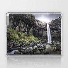 Svartifoss Waterfall Laptop & iPad Skin