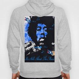 IT'S STILL ABOUT THE MUSIC Hoody