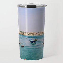Ahoy Travel Mug