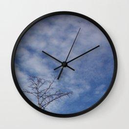 Mystical Magic of Trees pt. 19 Wall Clock