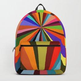 Technicolor dream 001 Backpack