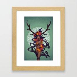 Wild II Framed Art Print