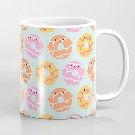 Kawaii Party Rings Biscuits Coffee Mug
