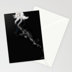 Synth Woman Stationery Cards
