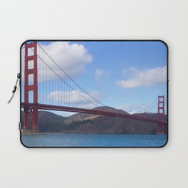 Golden Gate Bridge San Francisco Ca Laptop Sleeve