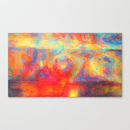 Steel 5085B - Abstract Canvas Print