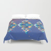 diamond Duvet Covers featuring Diamond  by sandesign