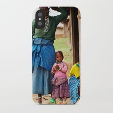 Village Life Slim Case iPhone X