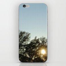 Sunday evening iPhone & iPod Skin