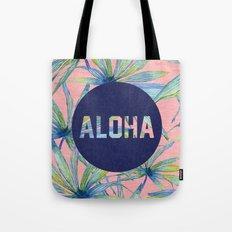 Aloha - pink version Tote Bag