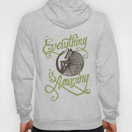 ARMADILLO - Everything is amazing Hoody