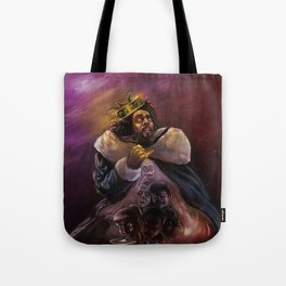 The King J Cole Tote Bag