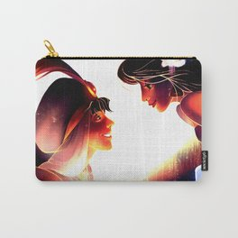 jasmine and aladdin Carry-All Pouch