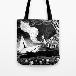 Phacochère Tote Bag