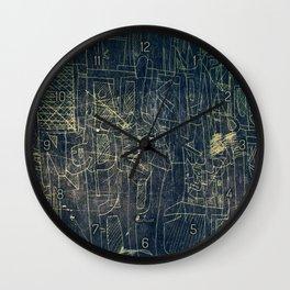 ENGRAVE CINEMA Wall Clock