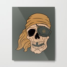 Willy Metal Print