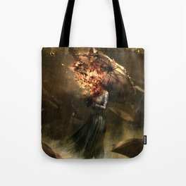Can not prevent it, but there is no need to prevent it Tote Bag