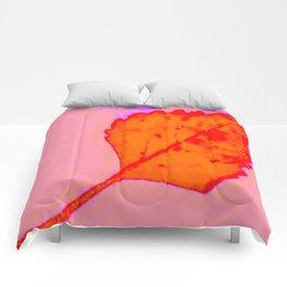 BE LIKE A LEAF #7 Comforters
