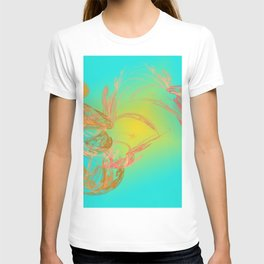 two of us / dancing arround the sun T-shirt