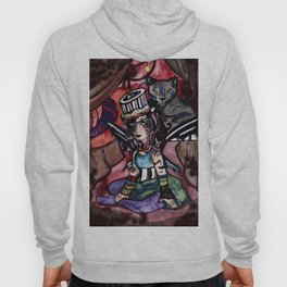 Circus of Shadows Hoody