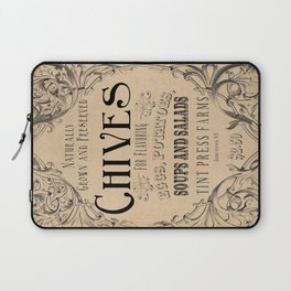 Chives Laptop Sleeve