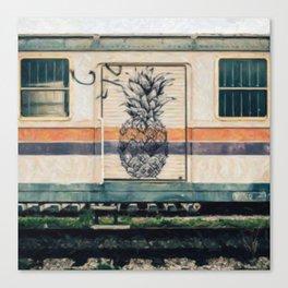 Pineapple Express Canvas Print