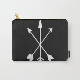Arrow Design Carry-All Pouch