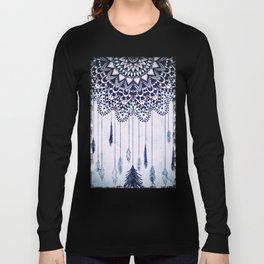 BOHO DREAMS MANDALA Long Sleeve T-shirt