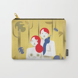 Adam and Eve today Carry-All Pouch