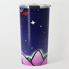 Penelope & Claire Flower Travel Mug