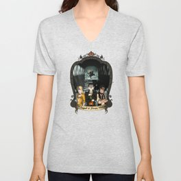 Poster: The Legend of Sleepy Hollow Unisex V-Neck
