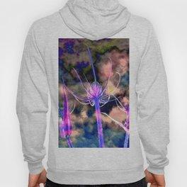 Floral Cloud Drama Hoody