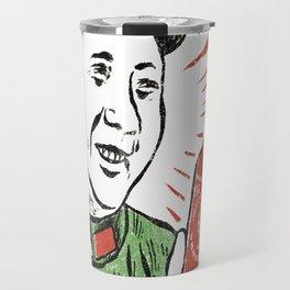 Mao Sauce Travel Mug