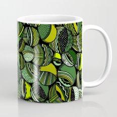 Aristoloschia Green Mug