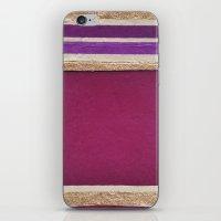 royal iPhone & iPod Skins featuring Royal  by Sara Santarsiero