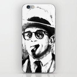 Al capone in The Untouchables iPhone Skin