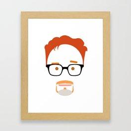 Howie Framed Art Print