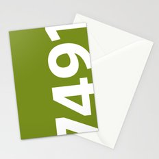 7491 Stationery Cards