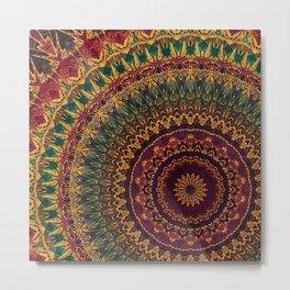 Mandala 220 Metal Print