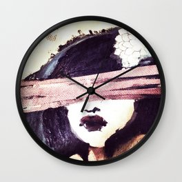 Portrait 117 Wall Clock