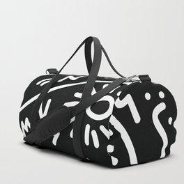 Oscar the Octopus Duffle Bag