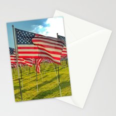 Star Spangled Banners Stationery Cards
