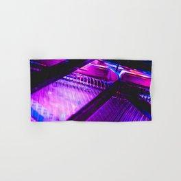 Neon Piano Hand & Bath Towel