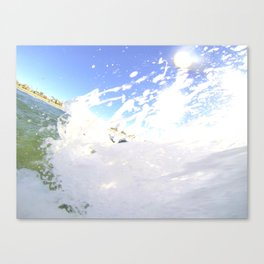 Make a Splash Canvas Print