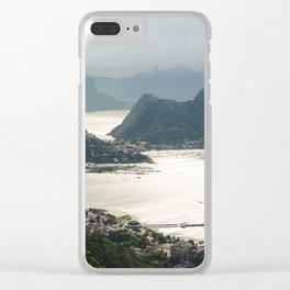 Rio II Clear iPhone Case