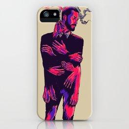 Not Myself iPhone Case