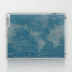 The World According to US Laptop & iPad Skin